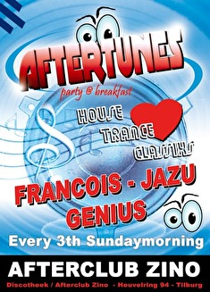 Aftertunes (flyer)