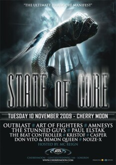 State of Core (flyer)