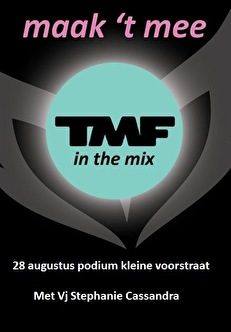 TMF in the mix (flyer)
