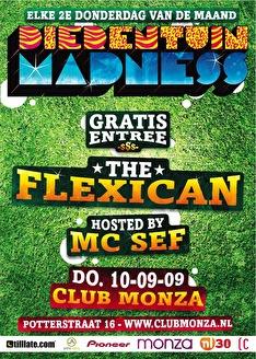 Dierentuin Madness (flyer)
