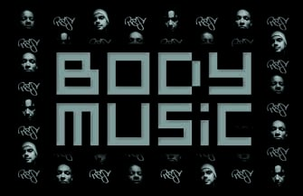 Body Music (flyer)