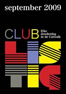 Club Listig (flyer)