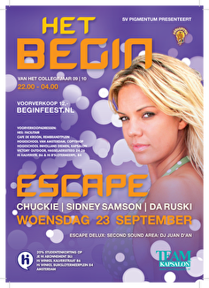 Het Begin (flyer)