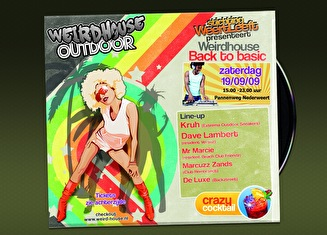 Weirdhouse Outdoor (flyer)