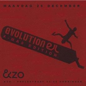Evolution (flyer)