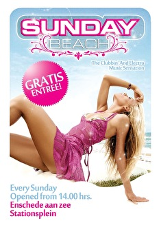 Sunday Beach (flyer)