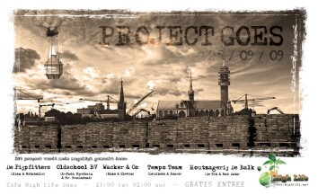 Project Goes (flyer)