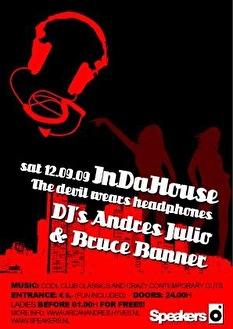 In da House (flyer)