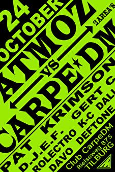 Atmoz vs CarpeDM (flyer)