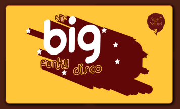 The Big Funky Disco (flyer)
