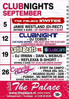 Clubnight (flyer)