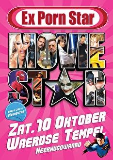 Ex Porn Star (flyer)