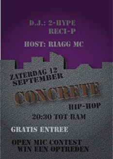 Concrete (flyer)