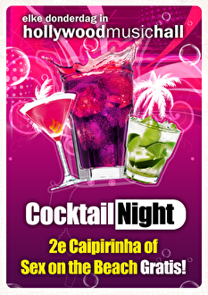 Cocktailnight (flyer)