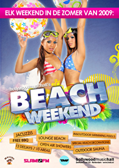 Beach Party (flyer)
