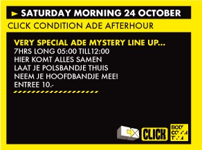Click ADE after (flyer)