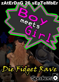 Boy meets Girl (flyer)