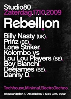 Rebellion (flyer)