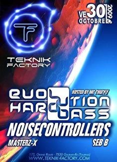 Evolution Hardbass (flyer)