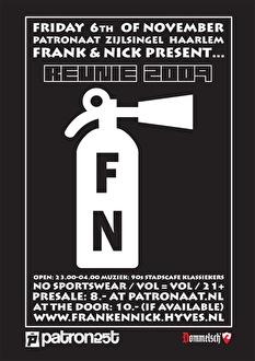 Frank & Nick (flyer)