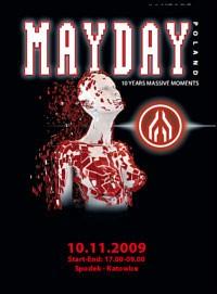 Mayday Poland (flyer)