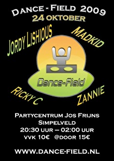 Dance-Field 2009 (flyer)