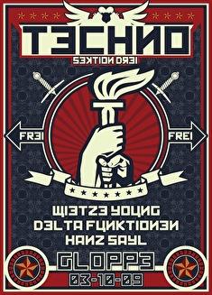 Techno (flyer)
