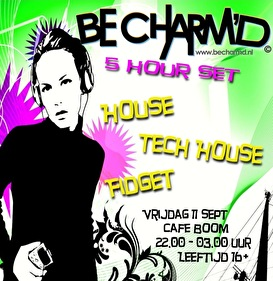 Be Charm'D (flyer)