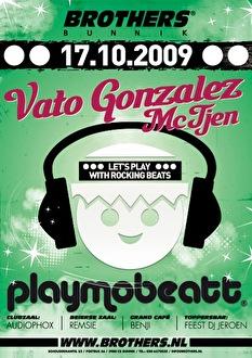 Playmobeatt (flyer)