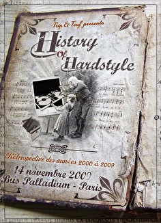 History of Hardstyle (flyer)
