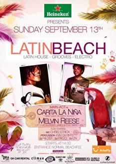 Latin Beach (flyer)