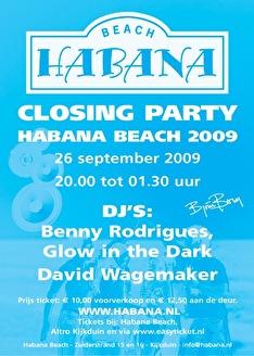 Habana Beach (flyer)