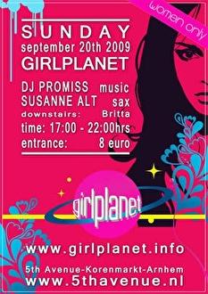 Girlplanet (flyer)