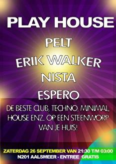 Play House (flyer)