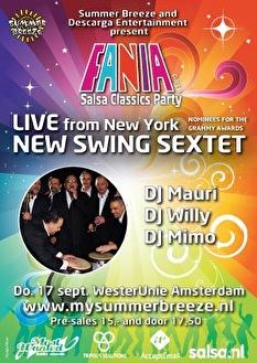 Fania (flyer)
