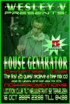 House Genarator (flyer)