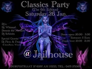 Classics Party (flyer)