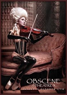 Obscene (flyer)