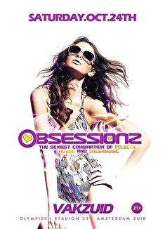 Obsessionz (flyer)