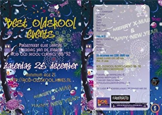 Best Oldskool Events (flyer)
