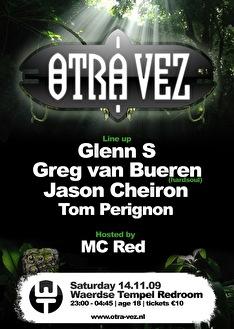 Otra Vez (flyer)