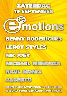 Emotions (flyer)
