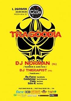 Tragoodia (flyer)