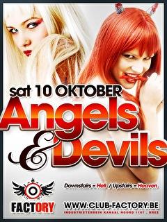 Angels & Devils (flyer)