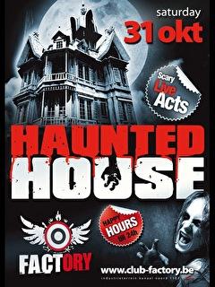 Haunted House (flyer)