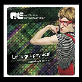 EnSuite onSaturday (flyer)