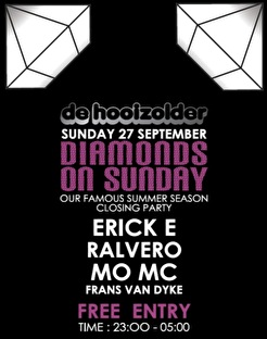 Diamonds on Sunday (flyer)