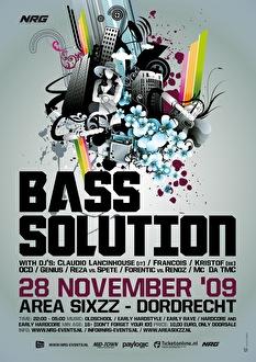 Bass Solution (flyer)