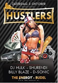 Hustlers (flyer)