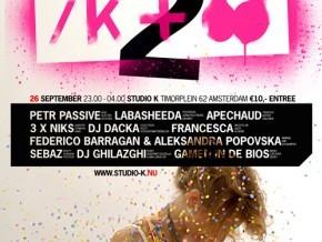 /K met Peren (flyer)